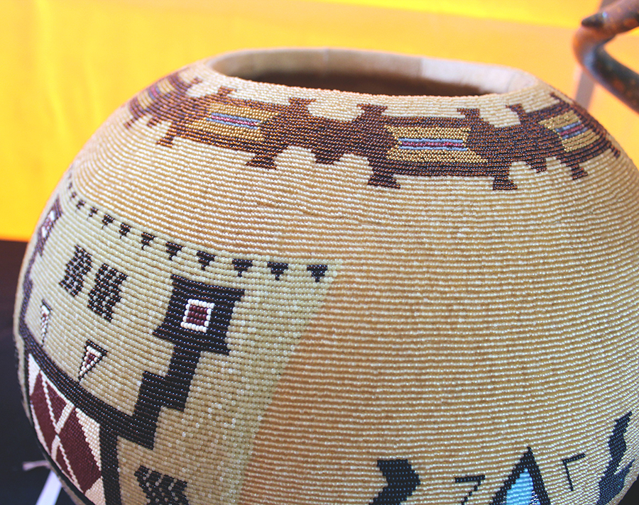 Robert Swendsen Beaded Bowl close shot.jpg