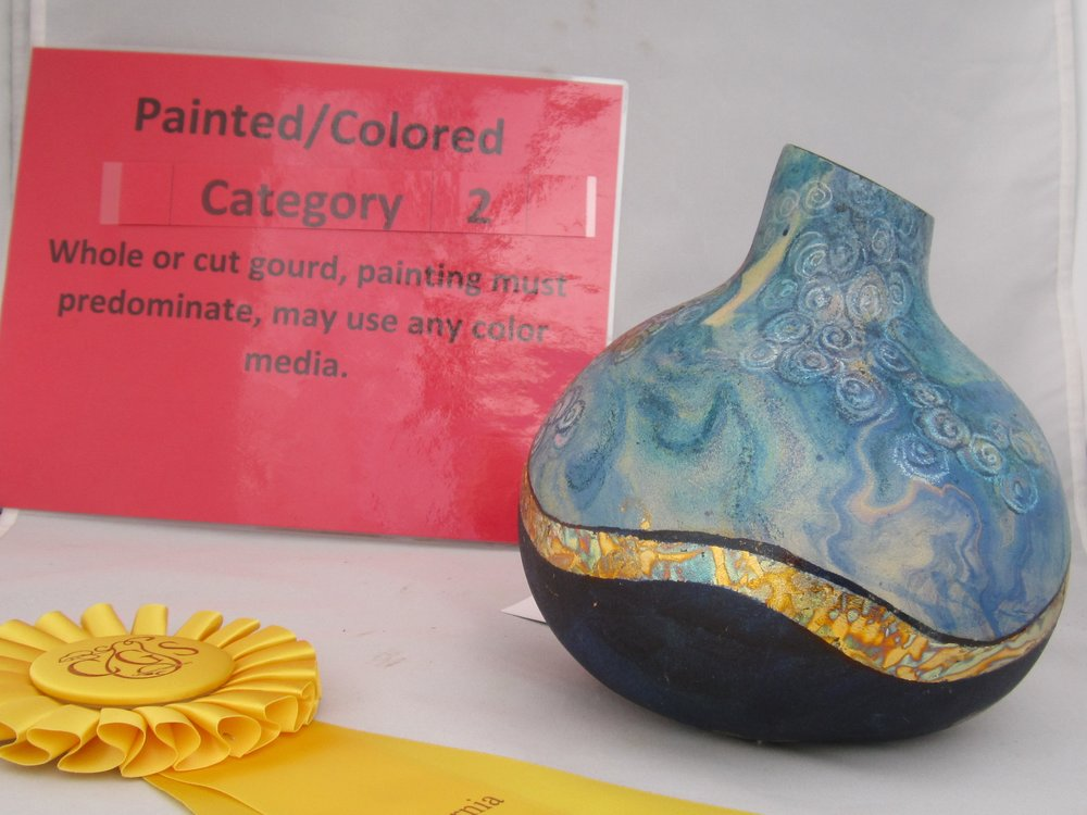 Christy Tsai -  Novice, Painted, Colored, 3rd Place