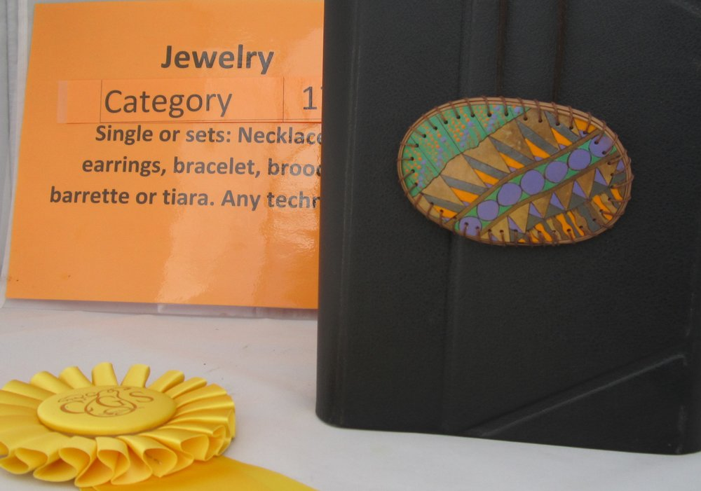 Virginia Knowles - Advanced - Jewelry - 3rd Place