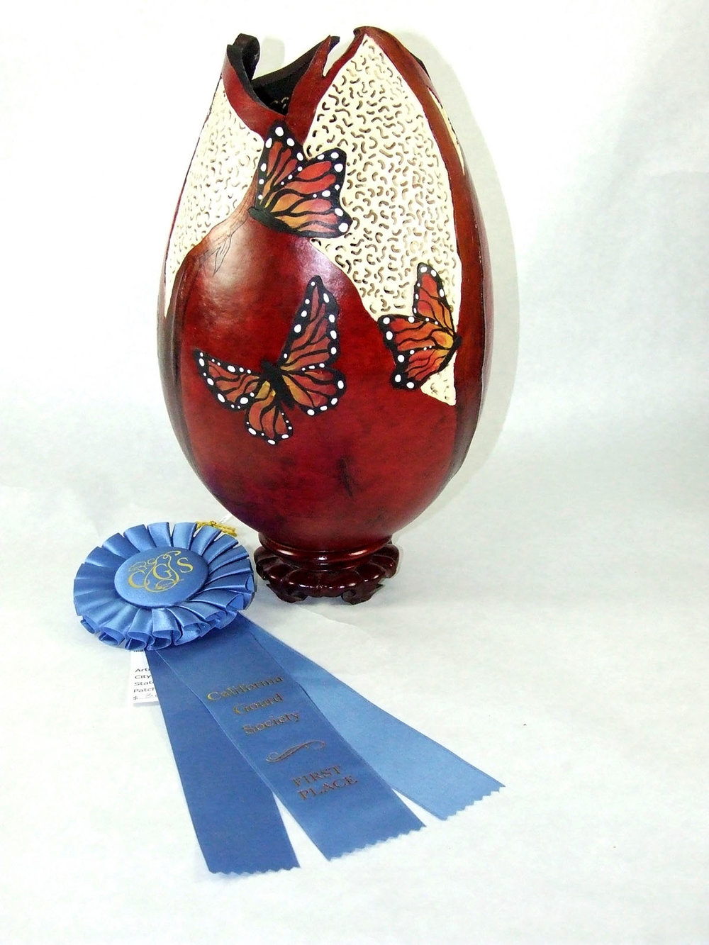 Camille King - Intermediate - Filigree -1st Place
