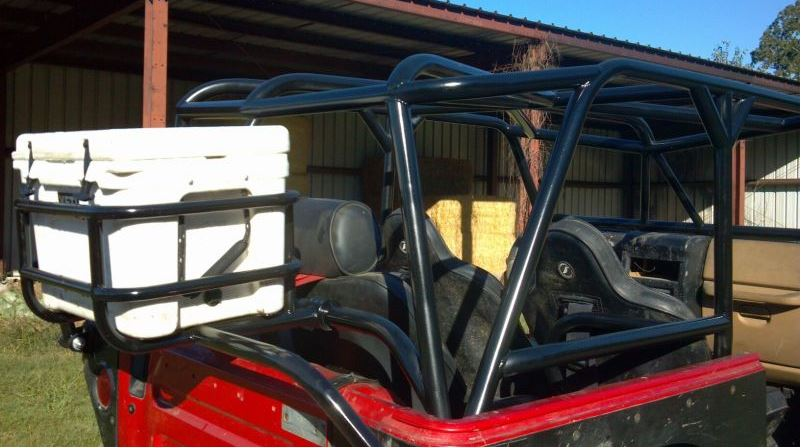 Dusty's Roll Cage