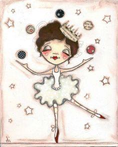 Princess Juggler –  Diane Duda
