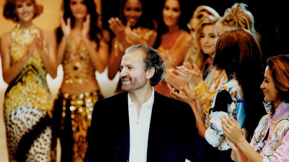 Gianni Versace Credit:  Andrew Stawicki / Contributor     Toronto Star     Getty Images