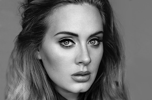Adele, queen of heartbreak Credit: Alasdair McLellan