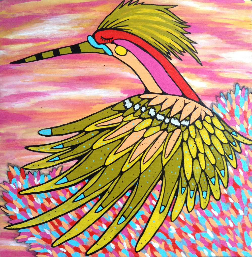 weird-bird-gouache-on-canvas-hoopoe-colorful-feathers-tree-leaves-movement-clouds-sunset.jpg