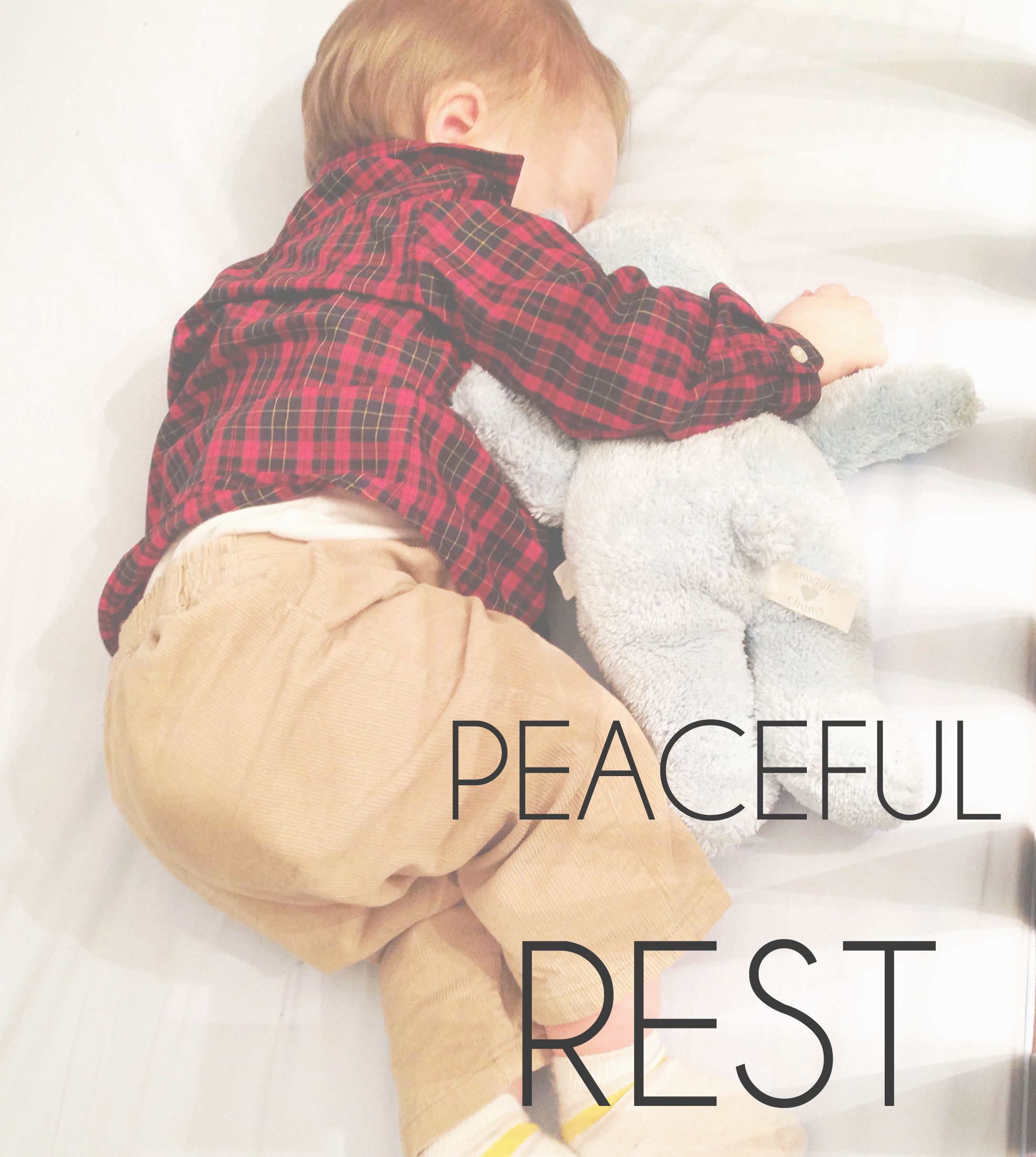 peaceful rest