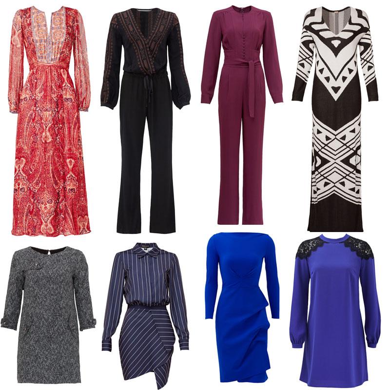 fall-designer-dresses rent the runway