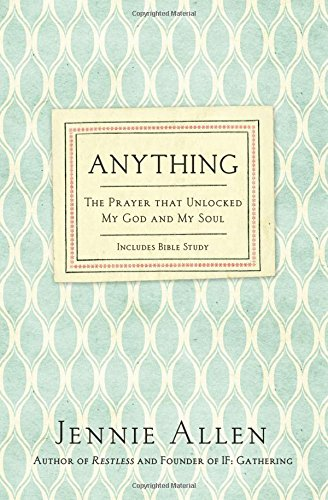 """anything"" $7.99"