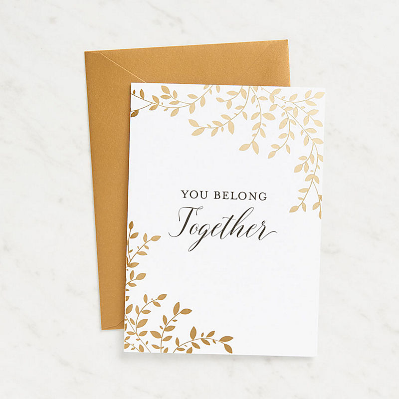 WEDDING CARDS -
