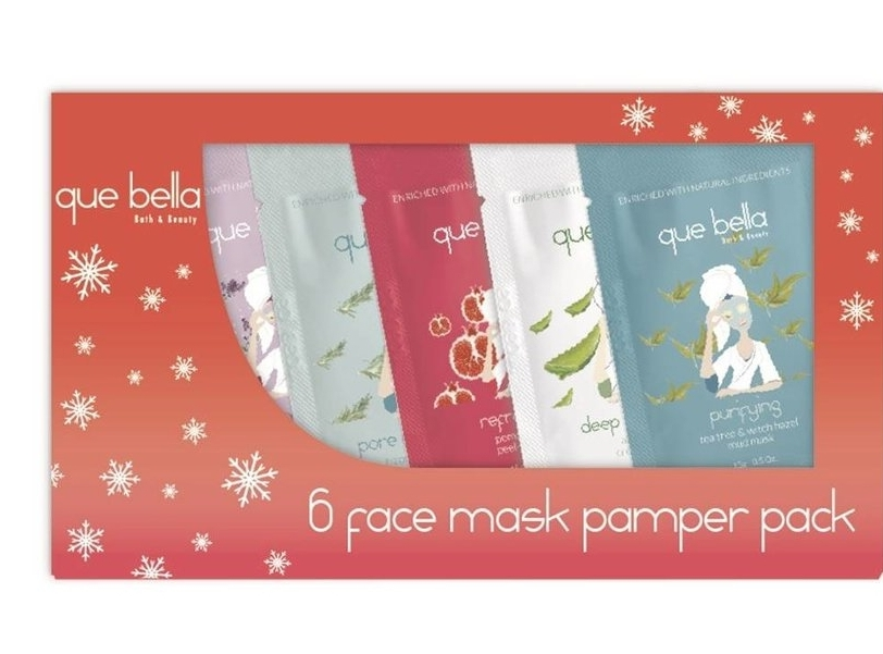 FACE MASKS... - because they deserve to be pampered