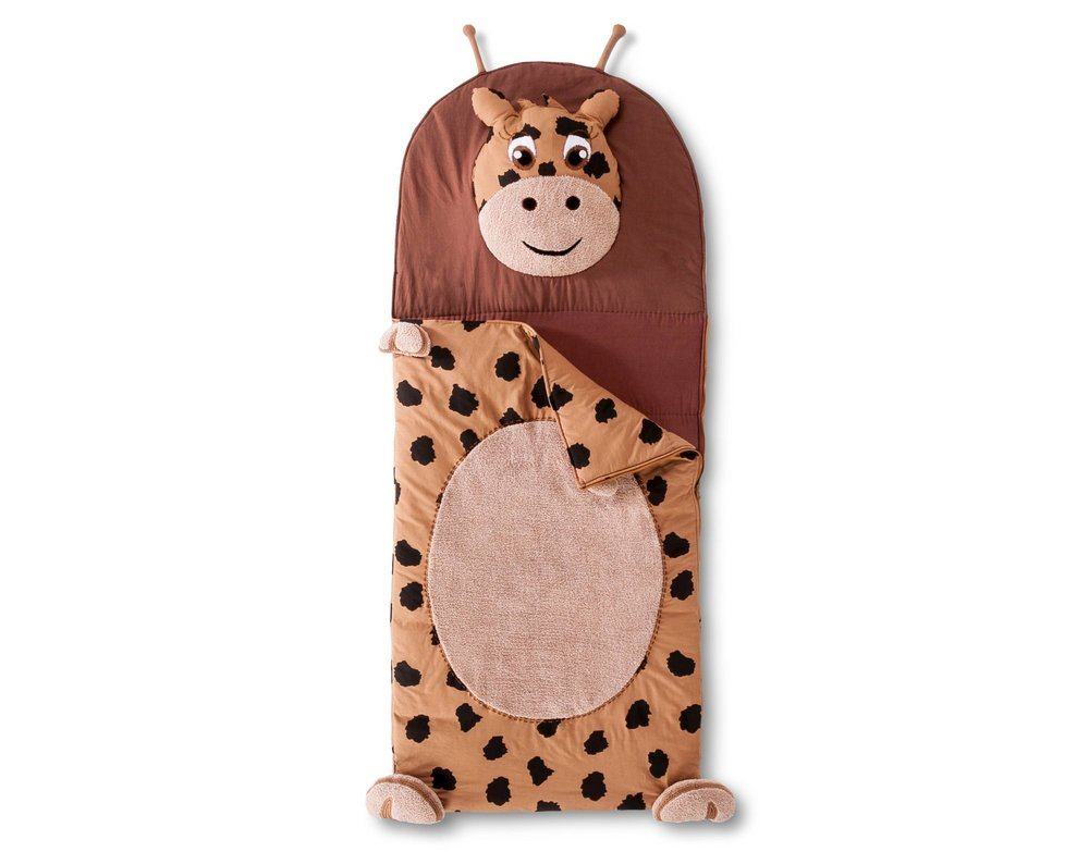SLEEPING BAG... - because they're great fun, especially at sleepovers