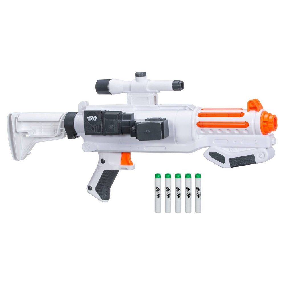NERF GUN... - because every kid needs at least one
