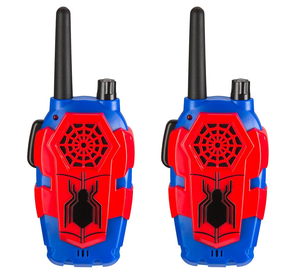 WALKIE TALKIES... - because these cool gadgets are things they would love