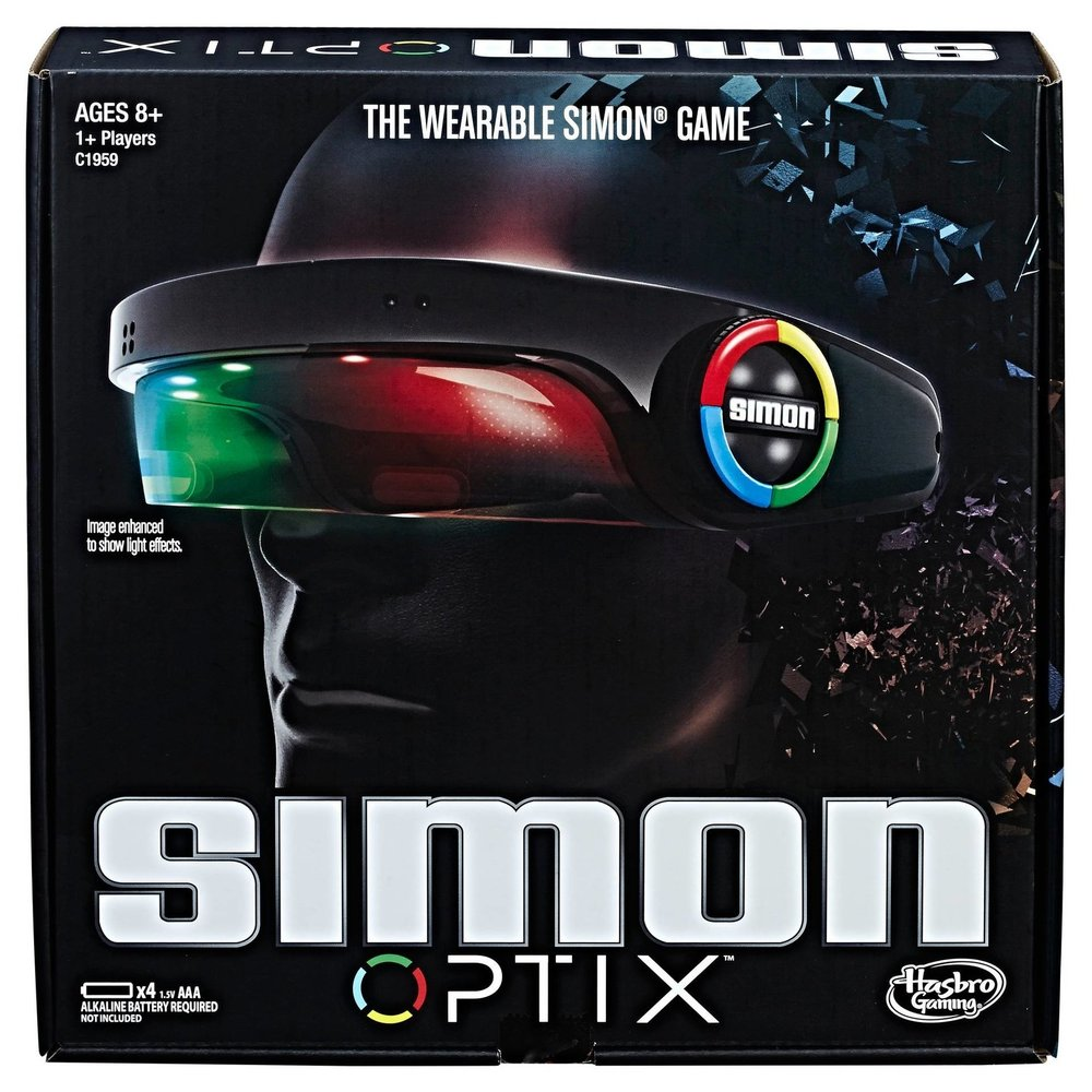 SIMON... - because this is a fun twist on a classic
