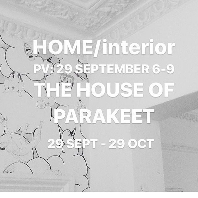 Next up at the House of Parakeet! THIS SHOW IS A BEAUT, DO NOT MISS!  Come and see work by LDG's @lucymcgeown and @frances.stanfield with @fredrixvermin @p4tlunch @luke.eastop @clarakellyart @aida_wilde @jdatemple  Lino workshop this Saturday with @jdatemple followed by @peppercorn_club supper club the week after. Eyes peeled for our life drawing class too!  #exhibition #houseofparakeet #home #interior #southeastlondon #seart #londonartists #contemporaryart