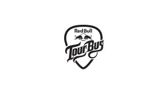 Vancouver Mural Festival Sponsor - Red Bull Tour Bus
