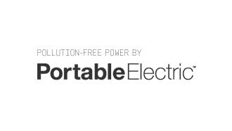 Vancouver Mural Festival Sponsor - Portable Electric