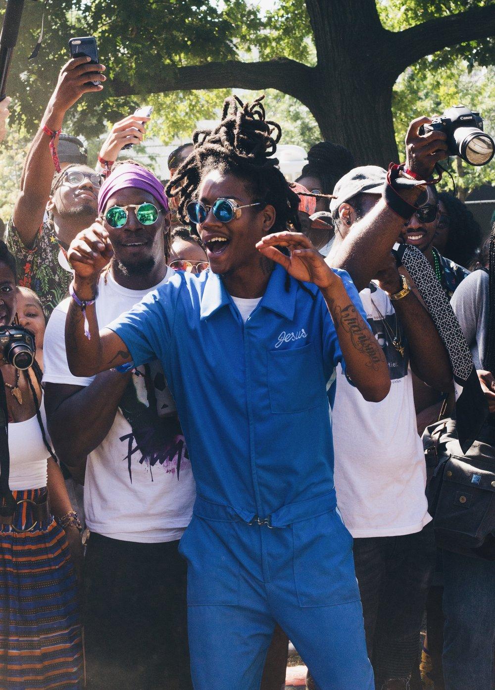 Afropunk '16