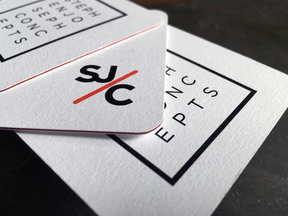Branding: Stephen Joseph Concepts
