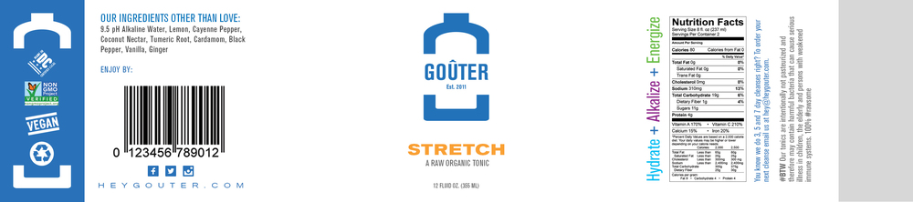 Goûter - Label 1