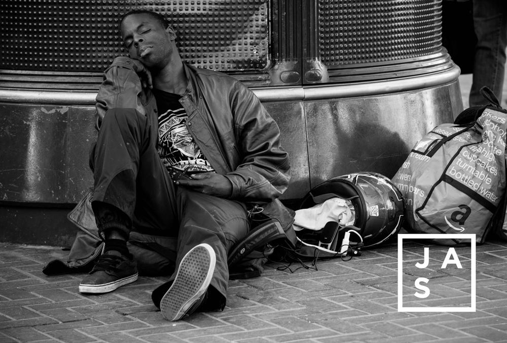 """Street Rest"""