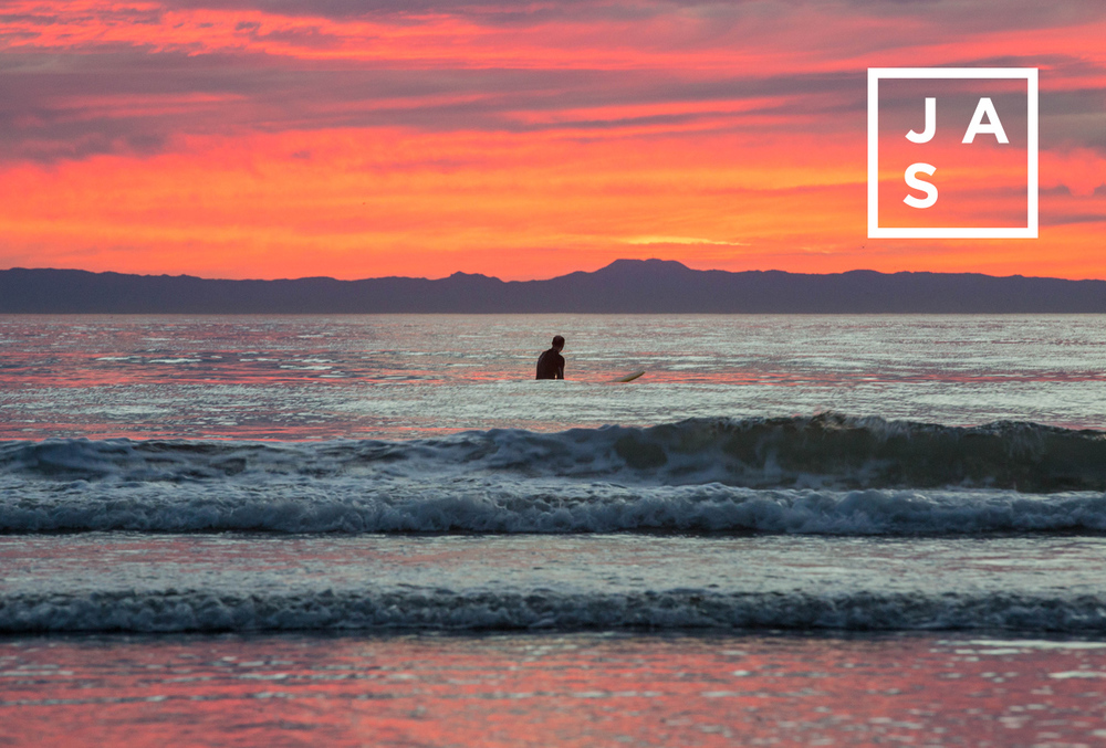 """Surf Serenity"""