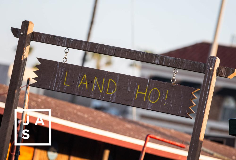"""""""Land Ho!"""""""