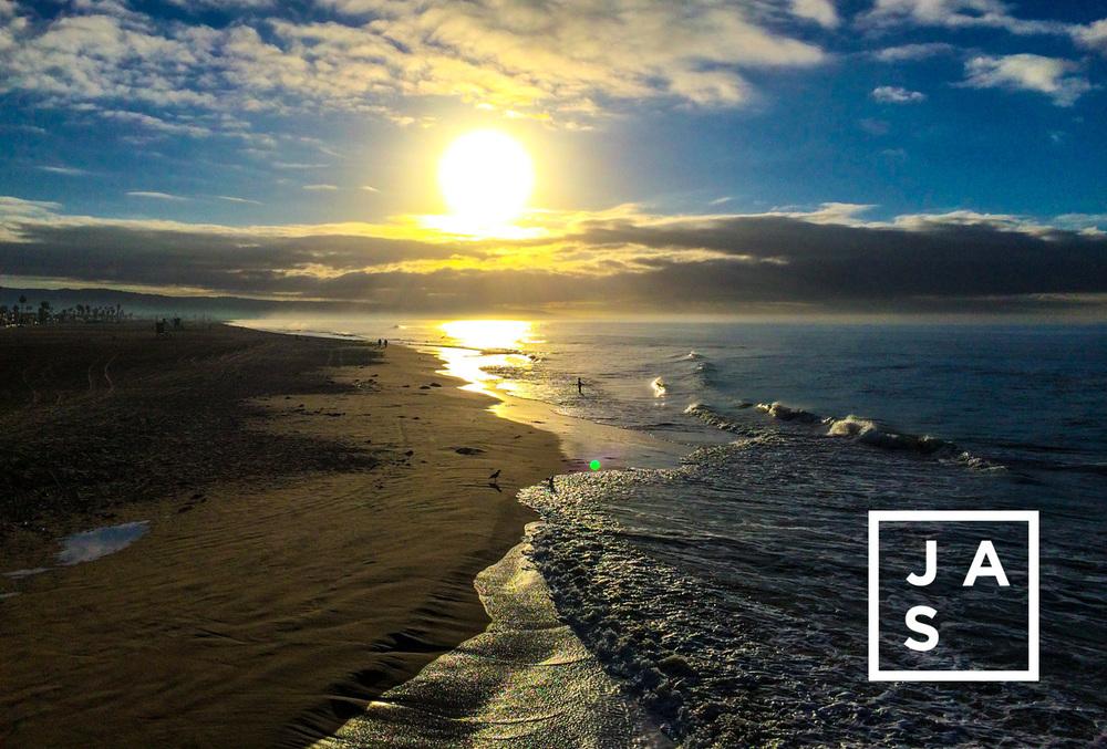 """Morning in Newport Beach"""