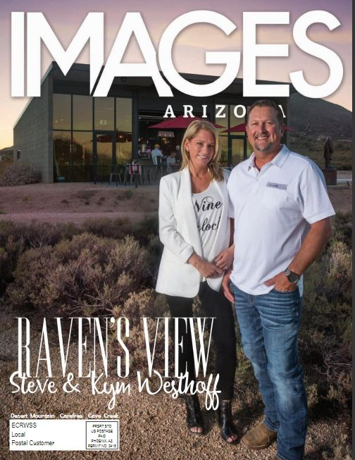 Click to read more about us in IMAGES Arizona local magazine
