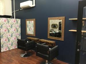 Hair Salon Repair Job