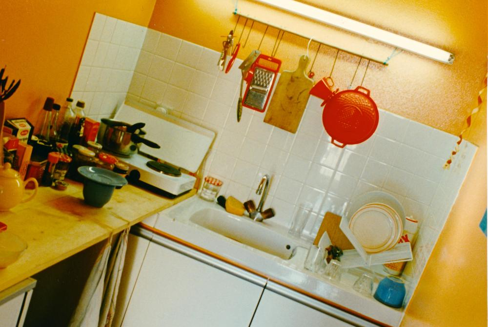 KITCHEN, KEESING STUDIO, PARIS, 1989