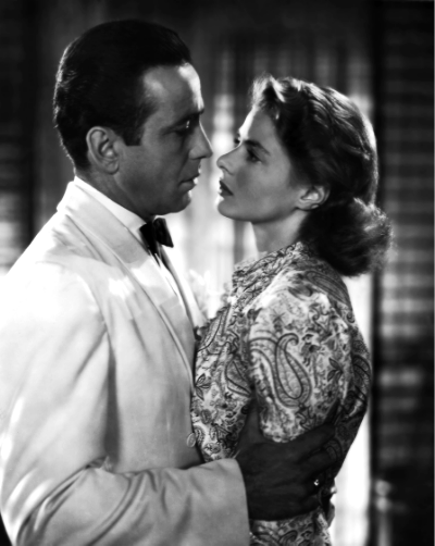 """Nothing short of an invasion could add much to  Casablanca .""   Time , 1942."