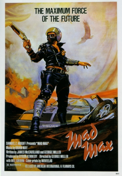 """Mad Max is ugly and incoherent, and aimed, probably accurately, at the most uncritical of moviegoers."" Tom Buckley, New York Times, 1980."