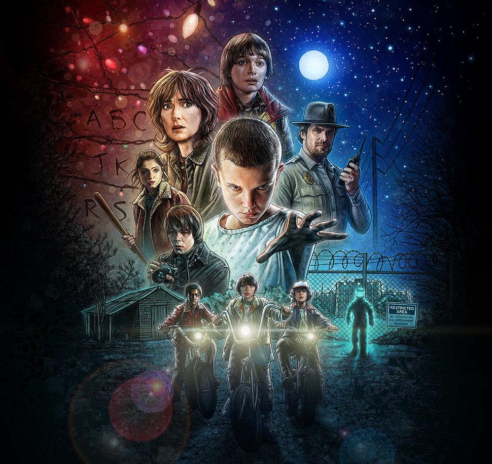 Kyle Lambert/Netflix