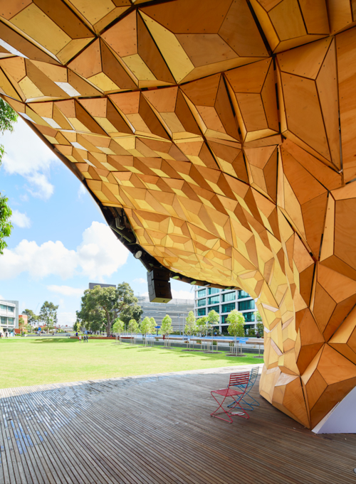 Monash University Caulfield Sound Shell