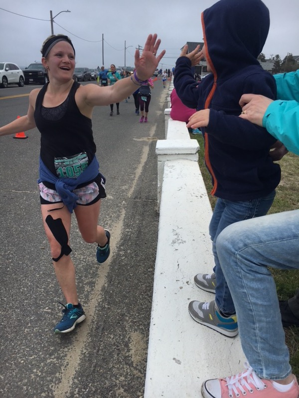 My husband and I ran the 2017 Martha's Vineyard Marathon and came back again this year to run the Half Marathon. Despite the cold weather this year, there were still people lining parts of the course and cheering us in. This race is such a great way to see different parts of the island and is a fast and pretty flat course. We will be back again next year!     -Tracey