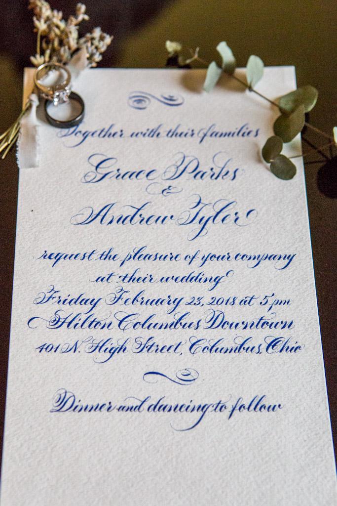 laura calligraphy ohio vermont