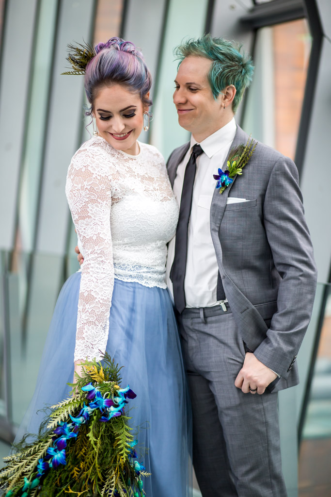 skywalk couple