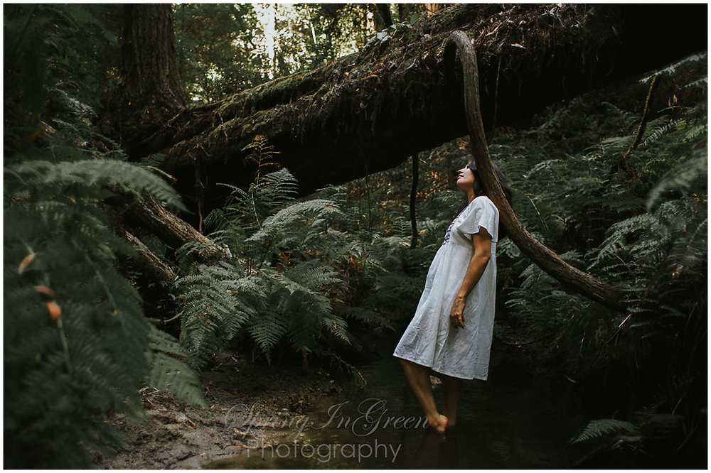 Portrait photo session, Henry Cowell, Los Gatos, CA