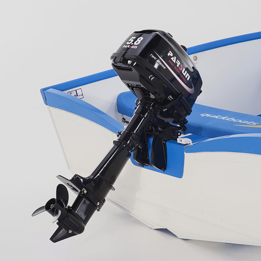 Quickboats Folding Runabout Boat
