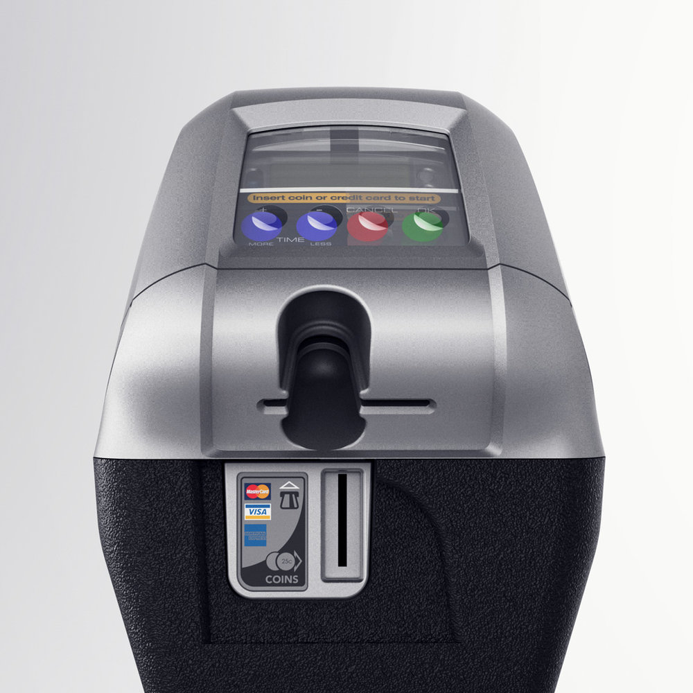 IPS Group Single bay Parking meter