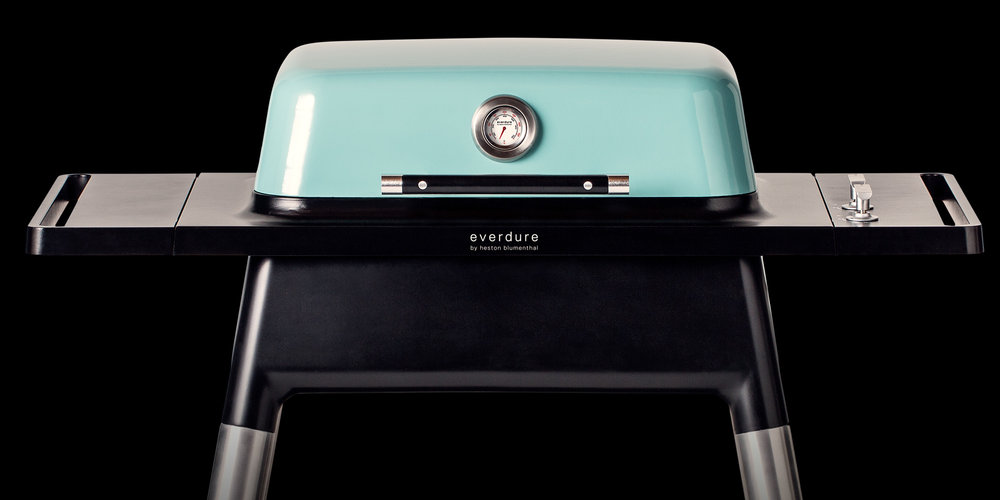 Everdure by Heston Blumenthal - Gas bbq Range