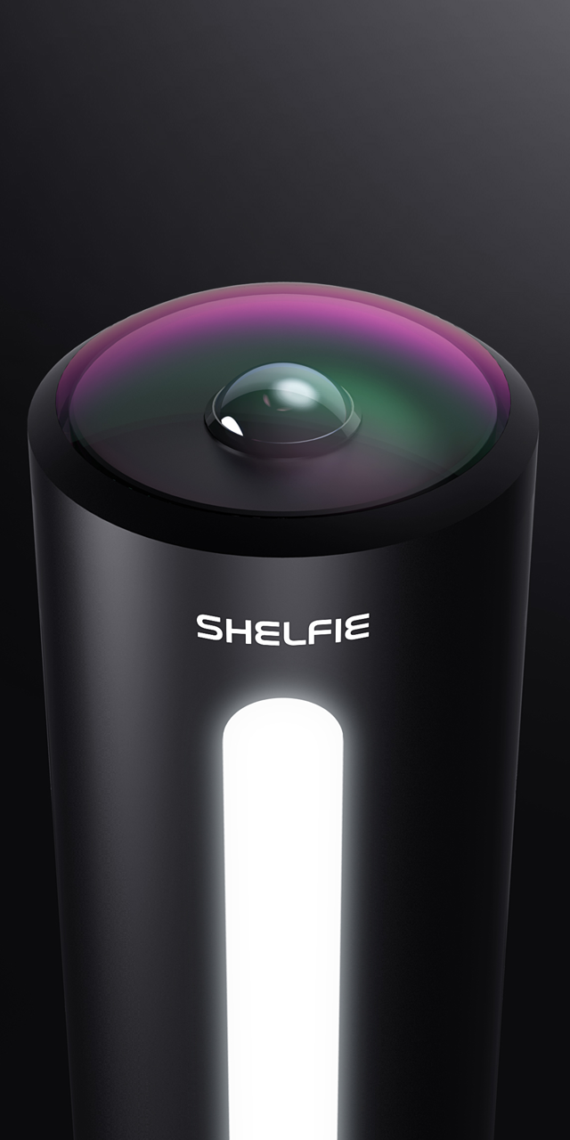 Lakeba    SHELFIE ROBOT