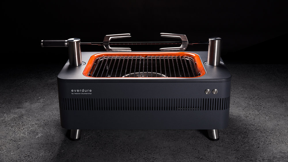 Everdure by Heston Blumenthal Charcoal Barbeque