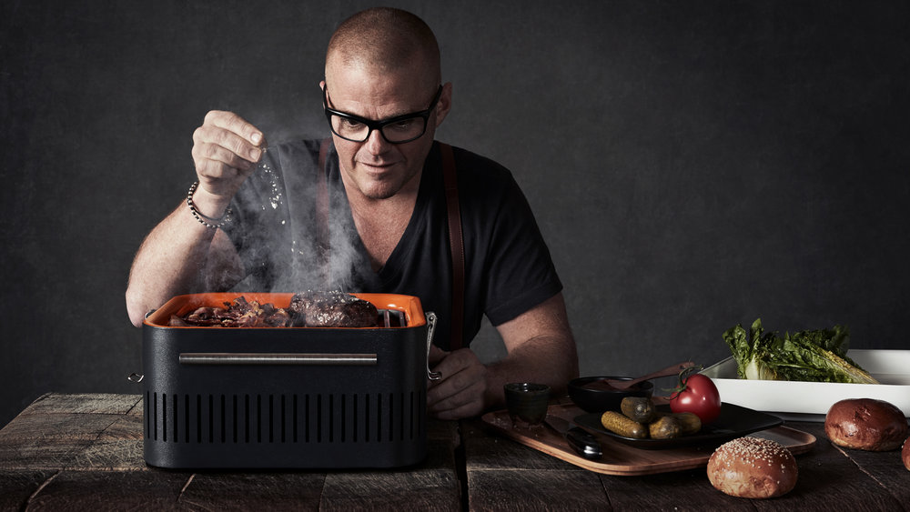 Everdure by Heston Blumenthal Cube