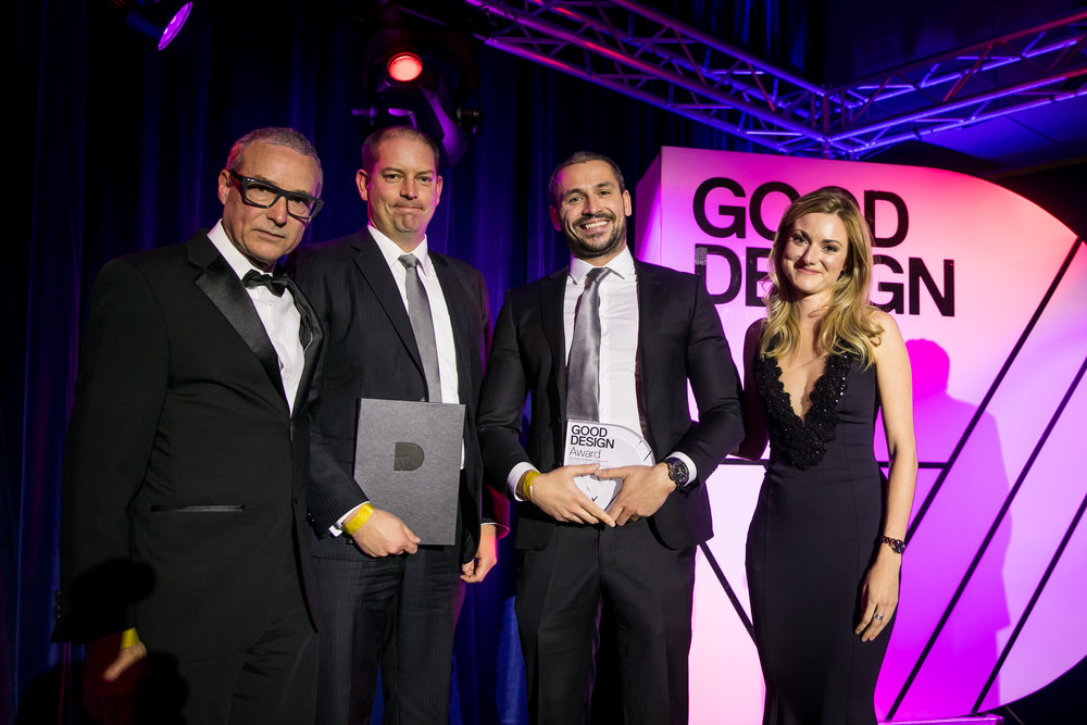 Good Design Awards Ceremony_credit_Anna Kucera