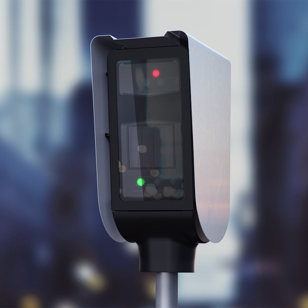 Redflex Halo Traffic Camera