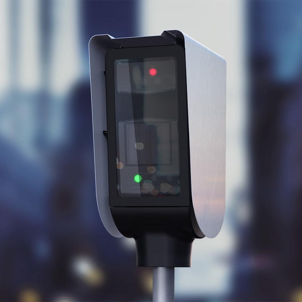 Redflex - halo traffic camera