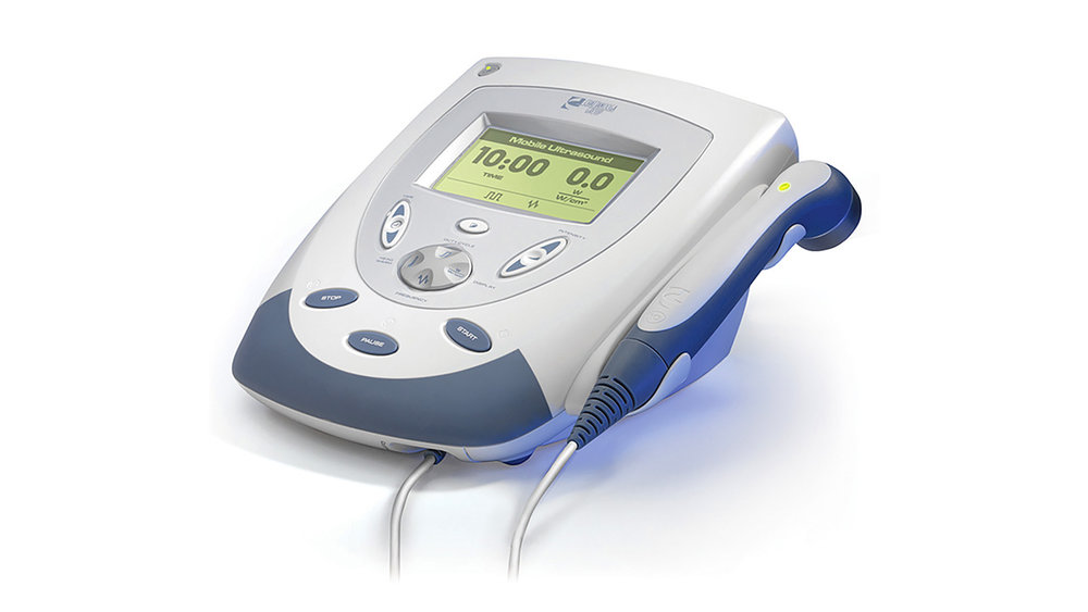 Chattanooga — Intelect Mobile Ultrasound (2004)