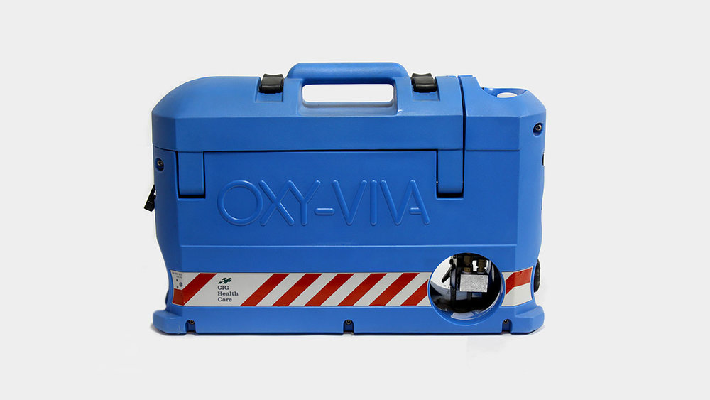 CIG Health Care — Oxy-Viva